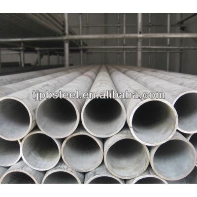 304 stainless seamless and welded steel pipe manufacture