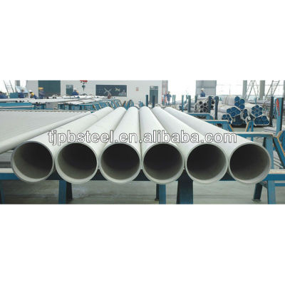 SUS302 precision seamless stainless /welded steel pipe