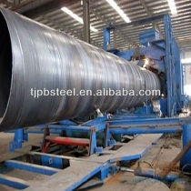 Spiral steel pipe -piling pipes