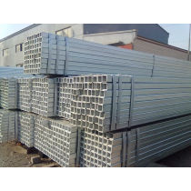 hot dip galvanized square rectangular pipe
