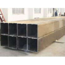 Thick wall rectangular tube