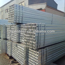 building material /carbon steel pipe/hollow section/square and rectangular