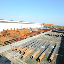 ERW steel pipes/longitudinal welded pipes/lsaw steel pipes/saw steel pipes/carbon steel pipes