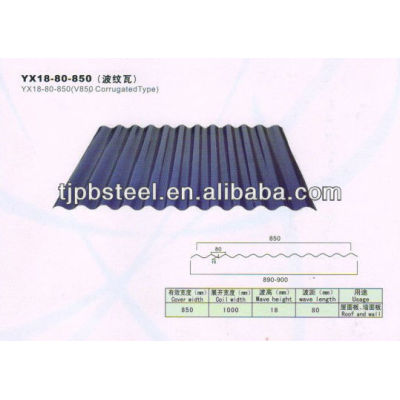 Prepainted Galvanized Wall /Roofing Sheets