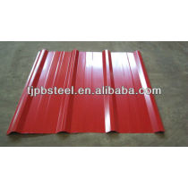 Colored Roofing heat resistant Sheet Sea Blue/Red