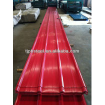 prepainted corrugated galvanized steel sheet roofing sheet
