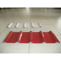 More professional, Prepainted Corrugated Steel Metal Roofing Sheet