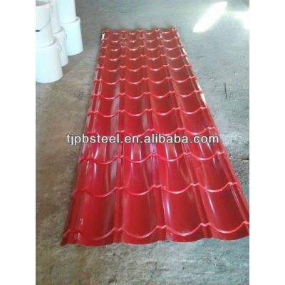 Zinc Corrugated Structure Roofing Sheet/Plate
