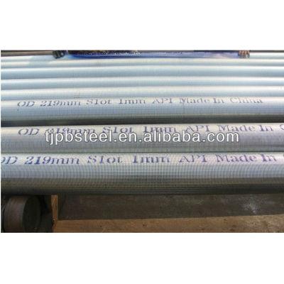 Johnson screen/wire wrap water well screen