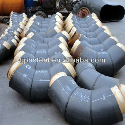 Carbon Steel Elbow Pipe Fittings ANSI B16.9 etc.