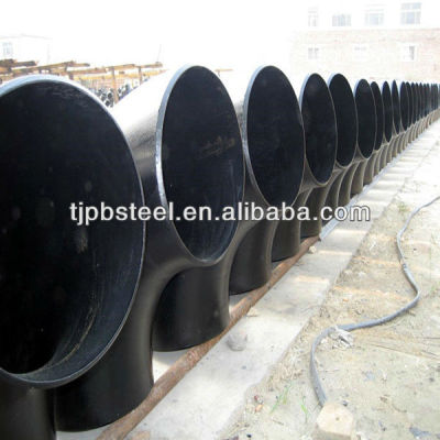 carbon steel A234 WPB 90deg LR elbow