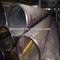 big outside diameter LSAW carbon steel pipe