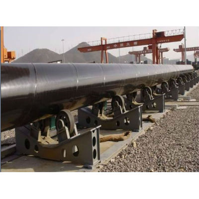 longitudinally Submerged Arc Welding steel pipe