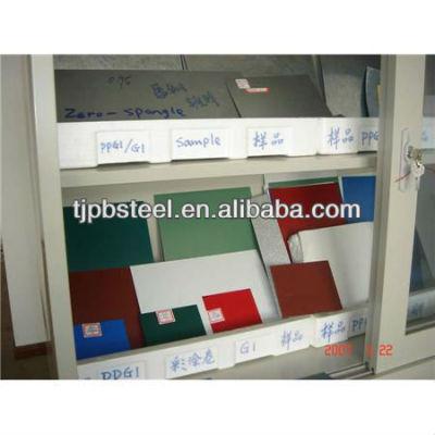 Prepainted galvanized steel/PPGI coils