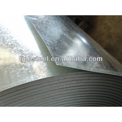 hot dipped galvanized steel coi