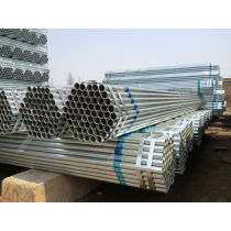 Galvanizing steel pipe