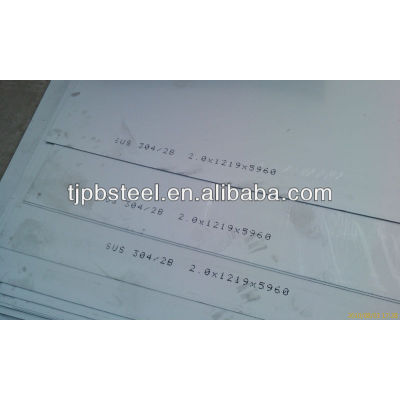Gold supplier Stainless steel sheet plate factory price