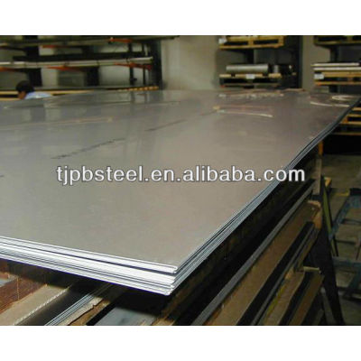 ASTM tisco 316l stainless steel plate on stock