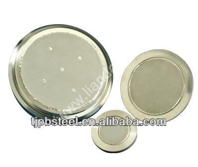 Disc Filters used for pharmaceutics, food, chemical industries