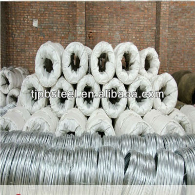 8#-22# hot dipped galvanized steel wire with competitive price China manufacturer
