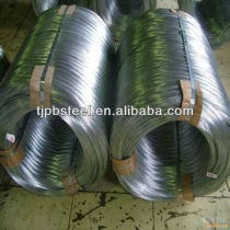 Q195 SAE1006 BP05 low carbon galvanized steel wire for cables armoring