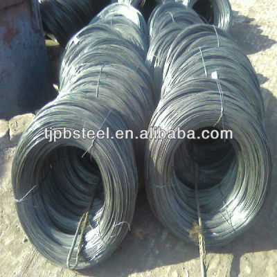 8/10/12/14/16 gauge electro galvanized steel wire/galvanized steel wire for construction