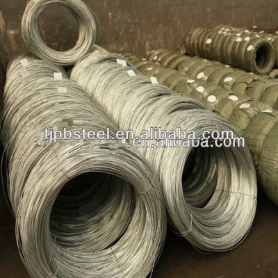 0.8mm Patented Galvanized Steel Wire 8 gauge galvanized steel wire