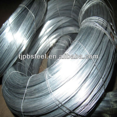 high tensile strength galvanized steel wire sae1006 sae1008