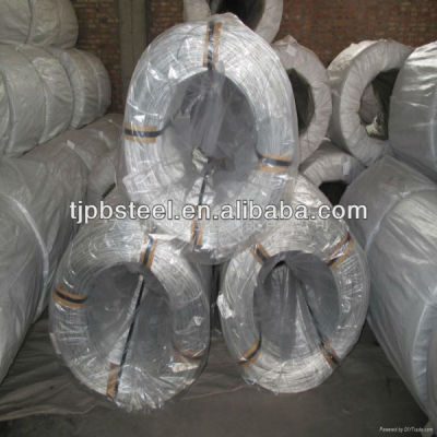 0.28mm Hot dipped galvanized steel wire (manufacturer) be uesd as cable