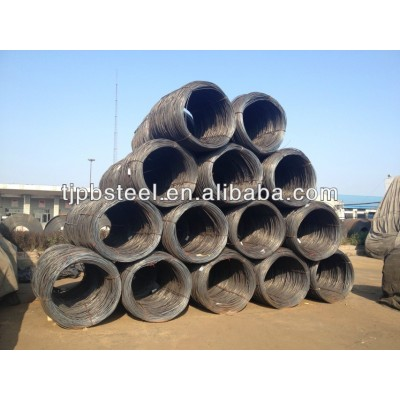 SAE1006,SAE1008, SAE1018 Low carbon steel wire rod/chian supplier