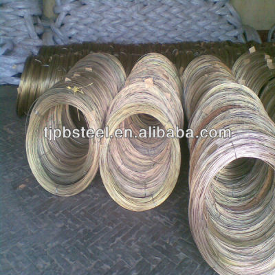 0.15/6.0mmElectro /H.D.G Galvanized Steel Wire For Baling /Cable Armoring