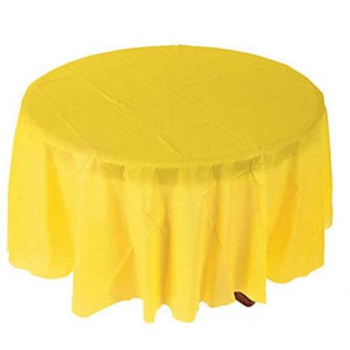 환경- 친화적 인 peva 테이블 천 테이블 커버, va 테이블 커버의 사진