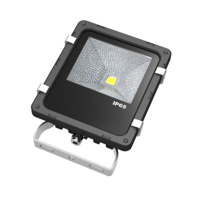 10W LED floodlight With Bridgelux high lumen output IP65 waterproof
