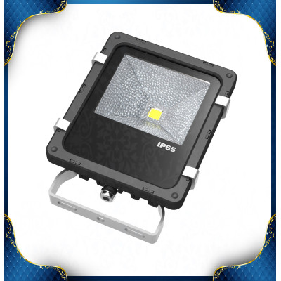 High quality 10W LED floodlight With Bridgelux high lumen output IP65 waterproof