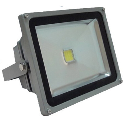 LED floodlight 20W 30W 50W With Bridgelux high lumen output IP65 waterproof for building playing field