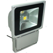 LED floodlight 70W 80W 100W With Bridgelux high lumen output IP65 waterproof  for building and playing field