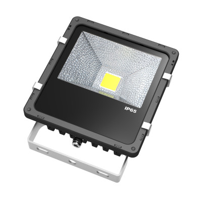 50W LED floodlight With Bridgelux high lumen output IP65 waterproof for building and playing field