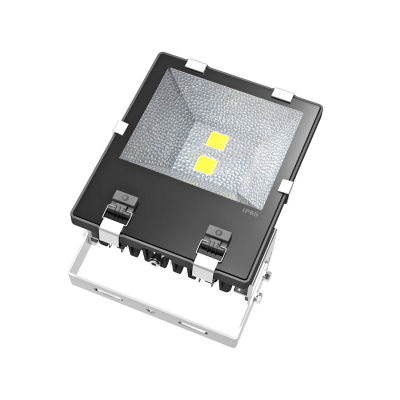 100W LED floodlight With Bridgelux high lumen output IP65 waterproof for building and playing field