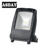 供应led广告投射灯优质led泛光灯户外防水照明灯10wled投光灯