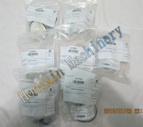 A35529 FILTER KIT-S4/S8 A37334 A37334 FILTER KIT-S8 C2/9040