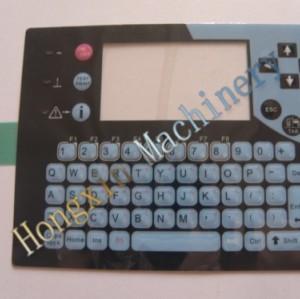 ENM28240 Imaje 9020 9030 Keypad keyboard membrane