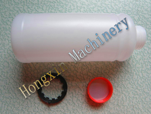 Willett ink jet ink plastic containers