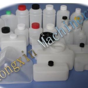 Plastic bottle for industrial inkjet ink additive make up