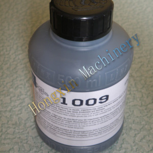 Linx Black pigmented ink 1009
