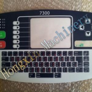 Linx inkjet keyboards 7300