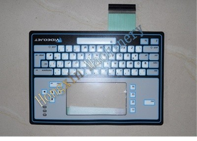 100-043S-101 100-0470-137 Keypad for Videojet