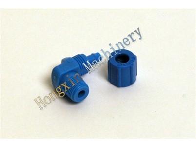 Festo willett montaje para tubo 6x4mm( de entrada/de salida de la bomba)