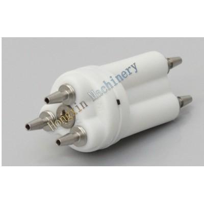 Linx 3-way fa20254 conector para cij de codificación deinyección de tinta de laimpresora