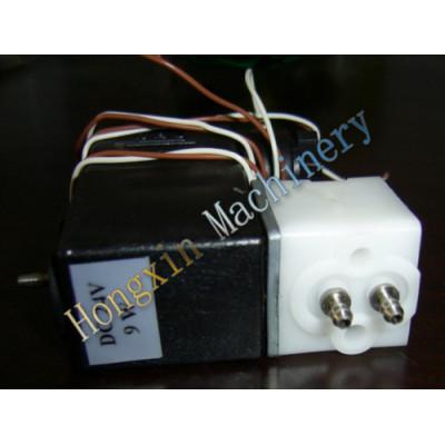 Linx fa74125 lado- puerto de la válvula de montaje para impresoras de inyección de tinta