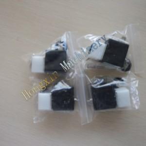 Linx fa74125 lado- puerto de la válvula de solenoide para el montaje de laimpresora deinyección de tinta